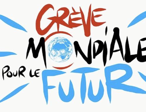 Grève mondiale pour le Futur