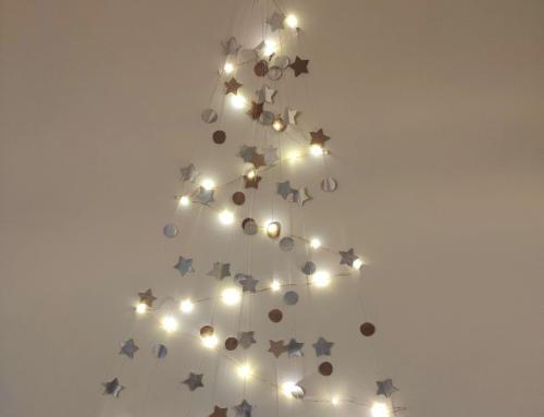Déco de Noël upcyclée pour un Noël zéro déchet